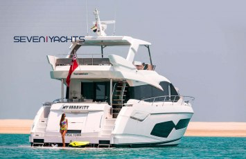 My Serenity Yacht Party