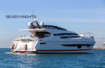 Dolce Vita Yacht Rental