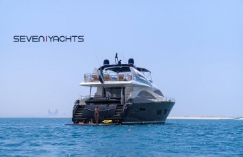 Luxury Notorious Yacht Charter