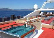 Benetti Yacht for Rent 3