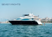 Luxury Notorious Yacht Charter 1