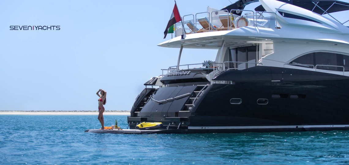 Luxury Notorious Yacht Charter 4
