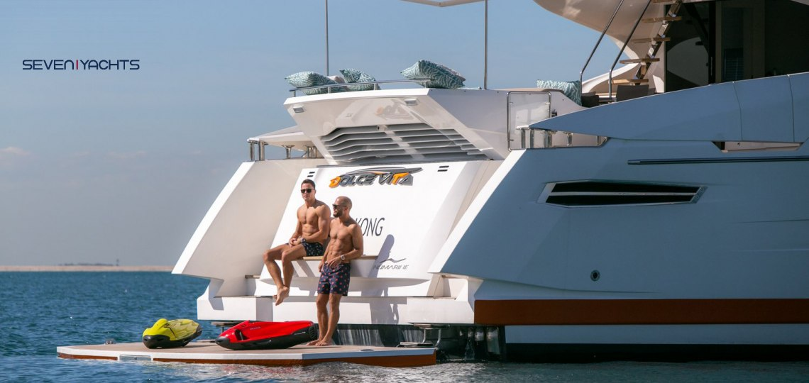 Dolce Vita Yacht Rental 2