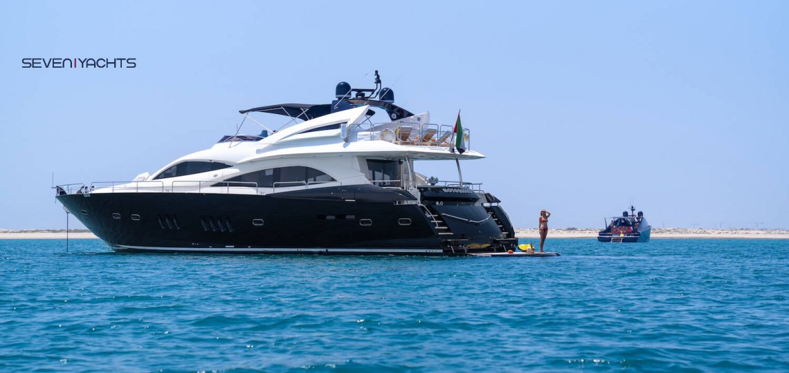 Luxury Notorious Yacht Charter 2
