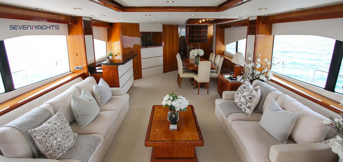 Luxury Notorious Yacht Charter 16