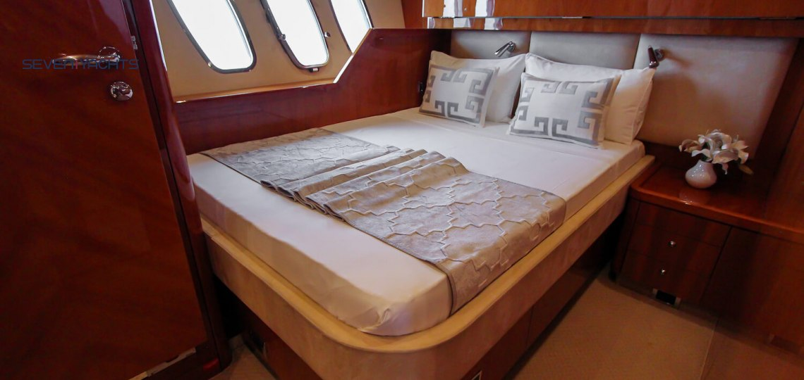 Luxury Notorious Yacht Charter 13