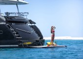 Luxury Notorious Yacht Charter 5