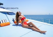 Luxury Notorious Yacht Charter 6