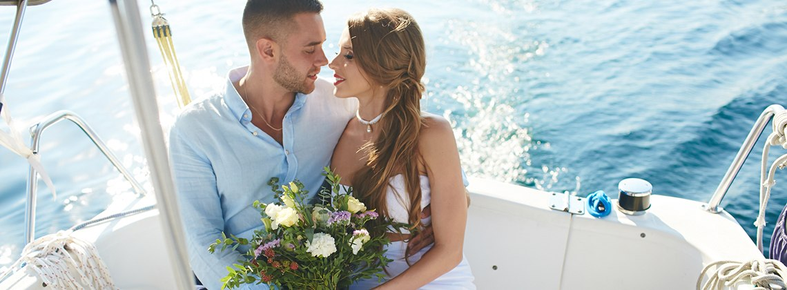 Benefits of Getting Married on A Yacht