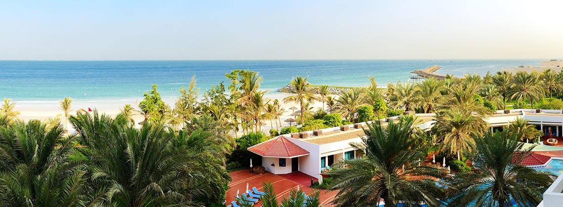 Four Hidden Beaches in the UAE