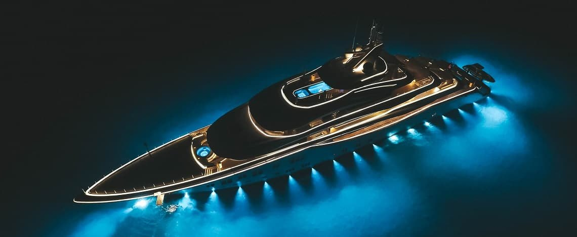 Top Five Reasons to Charter a Yacht for Your Next Holiday