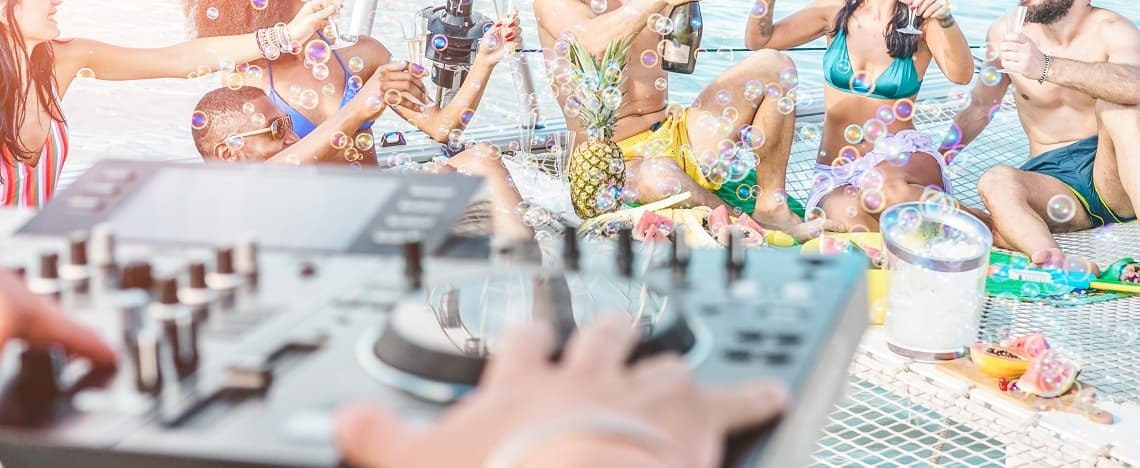 Ultimate Playlist to Play at Your Next Boat Party