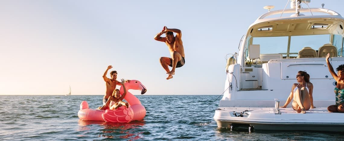 Water Toys That You Could Carry When Renting a Yacht