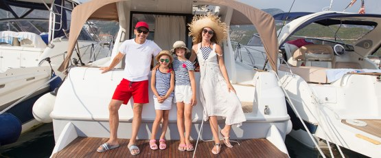 Five Ways to Entertain Children on Yachts