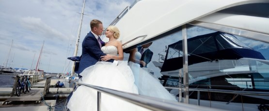 Arrange Your Dream Wedding on a Luxury Yacht