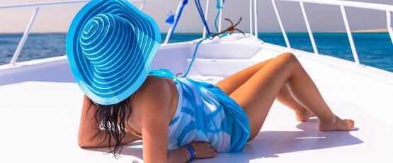 Enjoy A Luxury Yacht Charter Vacation