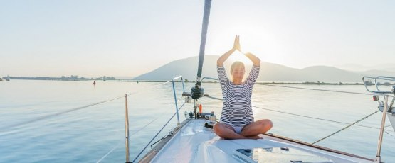 How to Beat Stress on a Yacht – Guide to Meditating