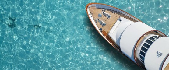 Top Five Luxury Yachts to Rent with Us