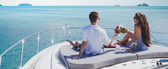 Why Should You Charter a Yacht for Your Honeymoon?