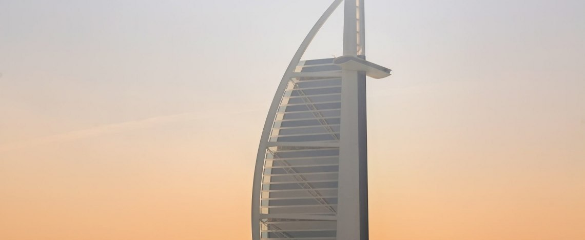 Burj Al Arab - Yacht Rental Destination