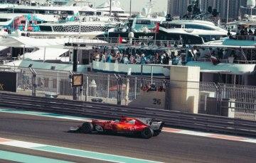 Formula 1 Yacht Rental in Abu Dhabi 2019
