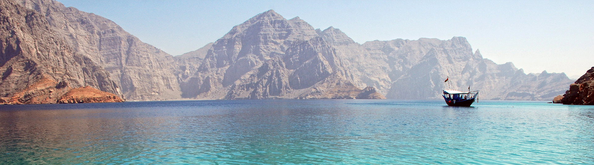 Rent a Yacht to Explore Oman