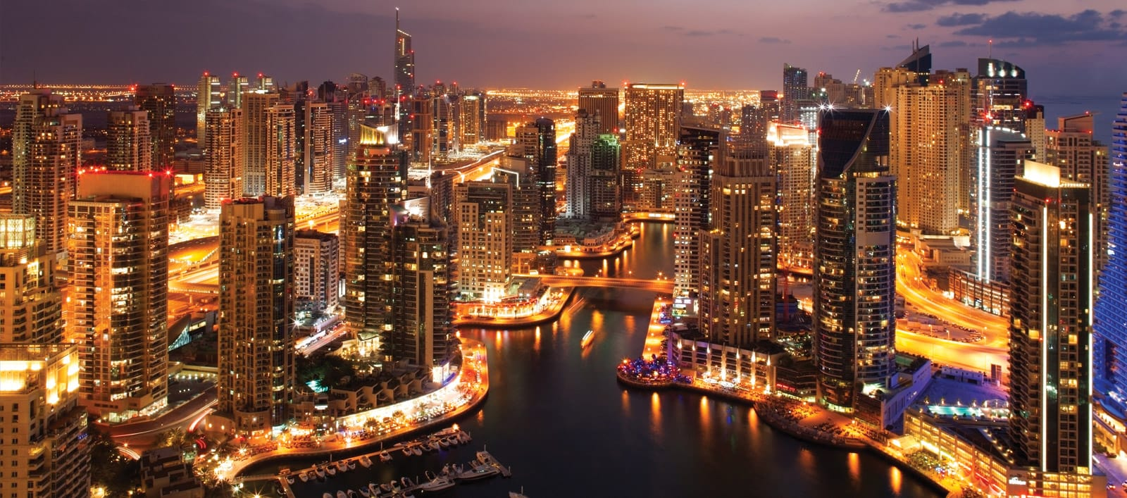 The Dubai Marina Yacht Destination