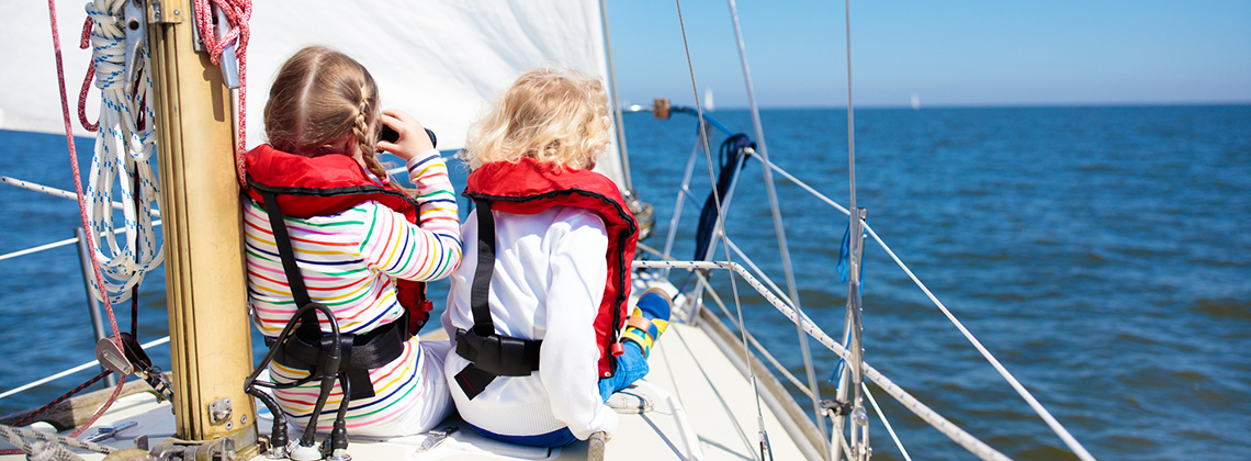 Cruise is the perfect opportunity to teach your young ones about the history of the UAE