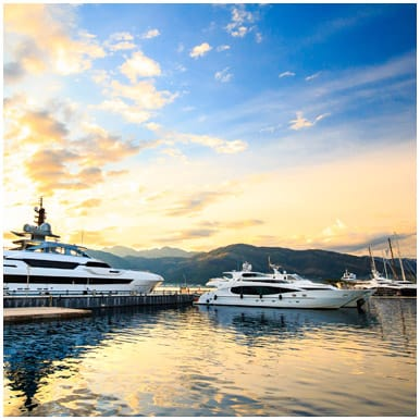 Luxury Yacht Rental in Dubai by SevenYachts