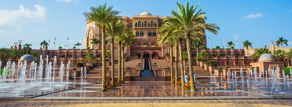 Emirates Palace – an iconic five-star hotel
